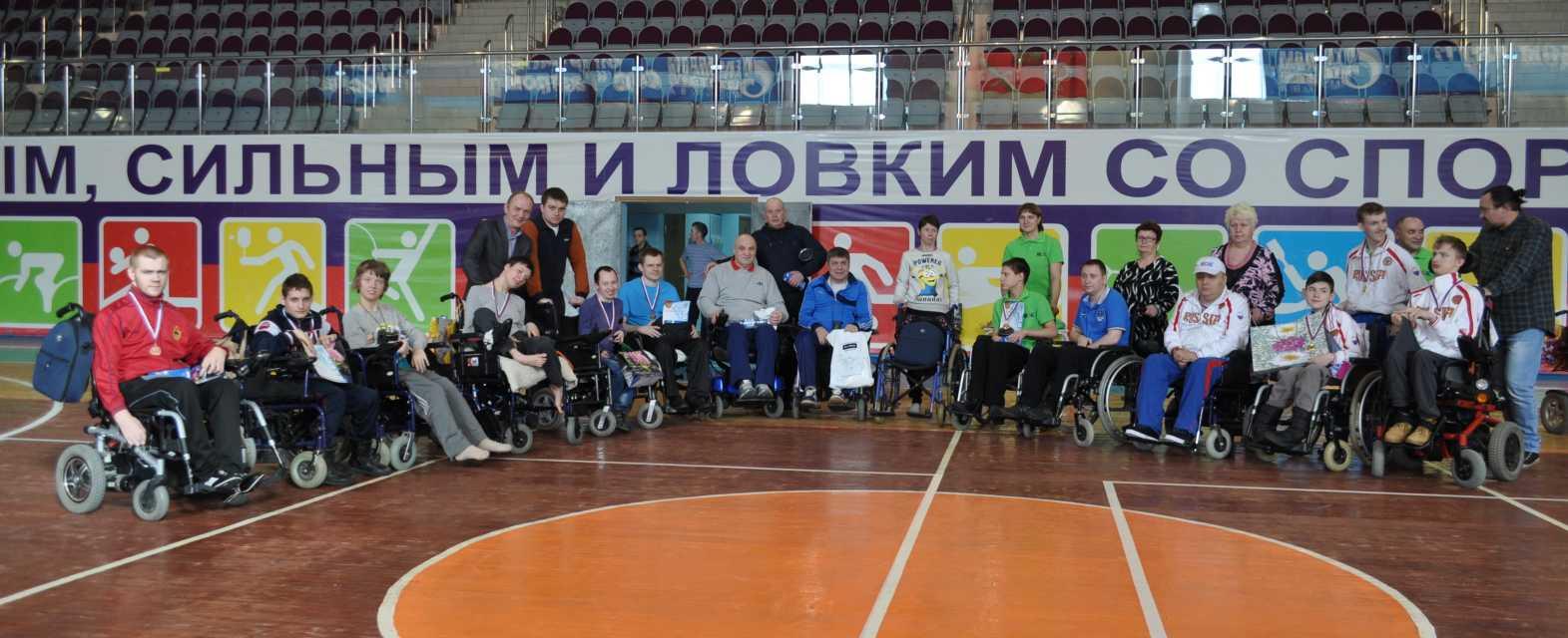 Спортсмены из Михайлова заняли призовые места на первенстве Рязанской области по бочче