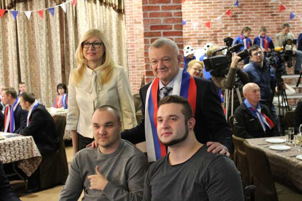 О.И.Ковалев, Т.Е.Пыжонкова,Андрей Сачков,Спицин Александр
